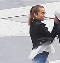 Türk Kızından Öpücük İstemenin Bedeli