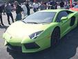 Bukalemun Gibi Renk Değiştiren Lamborghini