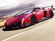 Kontrolden Çıkan Lamborghini Gölete Uçtu!